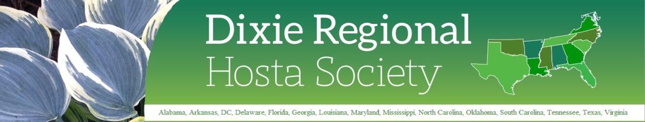 Dixie Regional Hosta Society