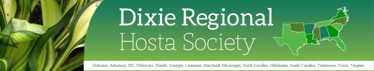 Dixie Regional Hosta Society